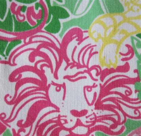 Lilly Pulitzer Upholstery Fabric by New Lilly Pulitzer Corduroy Fabric Animal Crackers 1 Yard