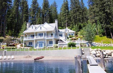 small mountain home coeur dalene mountain architects coeur dalene home design momentum architecture lake coeur