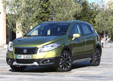 Suzuki Cars New New Suzuki S Cross Photo Gallery Autocar India