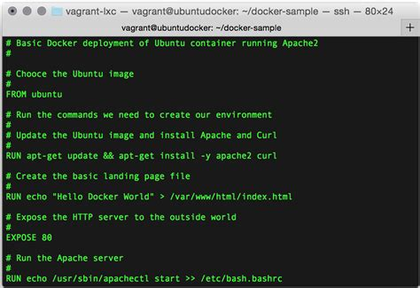 how to create docker images with a dockerfile cong nghe ops are from mars devs are from venus practical docker