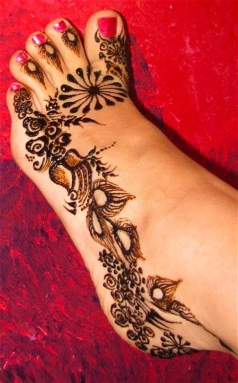i want to have a henna tattoo someday love this one