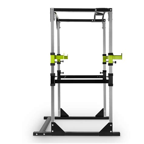 power lifting rack power steel rack square weight lifting multi gym home pull