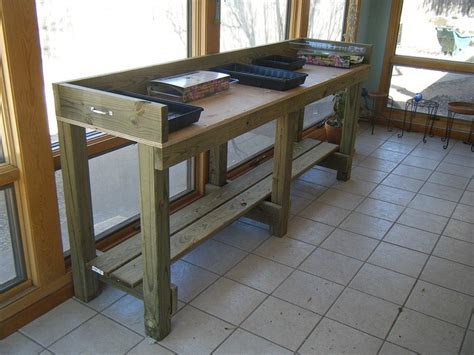 build your own potting bench build your own potting bench gardening pinterest