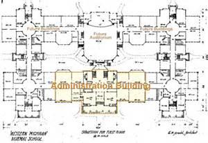 Houghton Hall Floor Plan school campus plan