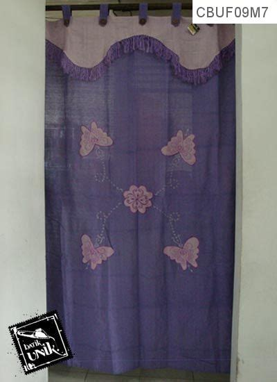 Gorden Pintu Murah Grosir Portula gorden pintu tenun motif kupu tari tirai pintu murah batikunik