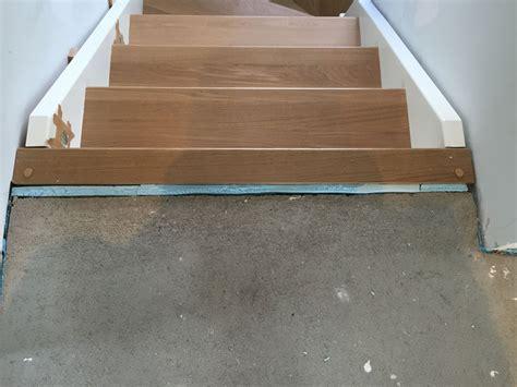 Pvc Boden Treppe Verlegen by Kw 18 Sanit 228 Robjekte Au 223 Enputz Maler Elektro Treppe