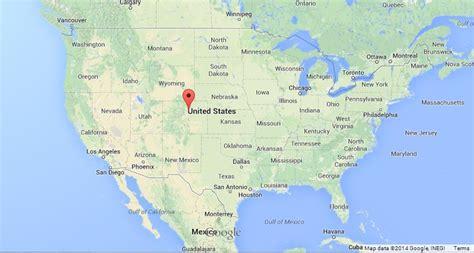 map usa denver map of usa denver my