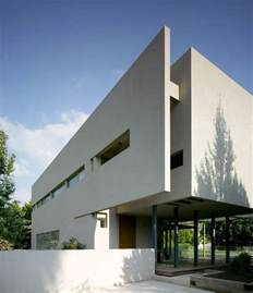 modern architecture of israeli house design aharoni house