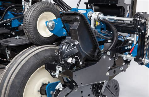 Electric Planter Drives by Variable Rate Technology Plants Seeds Of Profitability