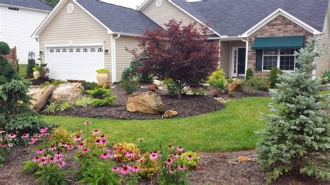 low maintenance landscaping ideas rock and plants home low maintenance landscaping ideas
