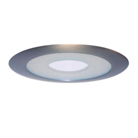 Bathroom Recessed Lighting Trim Shop Juno Satin Chrome Shower Recessed Light Trim Fits