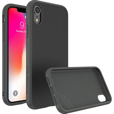 rhinoshield solidsuit for iphone xr ssa0108569 b h photo