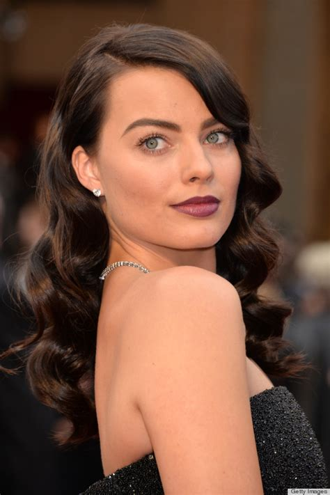 margot robbie oscars hair 2014 oscars 2014 hair and makeup was full of many surprises