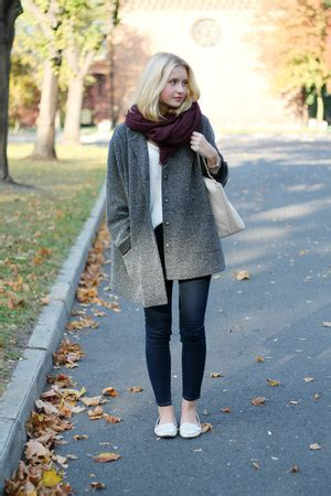 Jaket Finger Second Maroon Grey white zara boots gray second coats navy h m maroon h m scarves quot fav quot by martyna