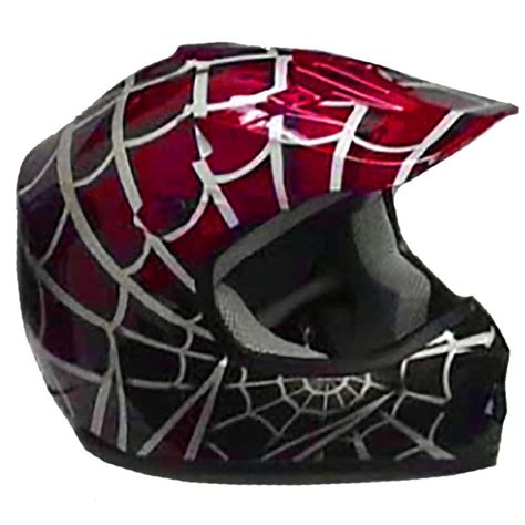 youth motocross helmets mxc spider web youth motocross helmet