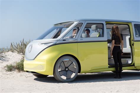 new volkswagen bus electric the new vw electric bus stay driven