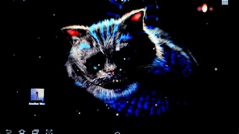 cheshire cat wallpaper android cheshire cat live wallpaper 52dazhew gallery