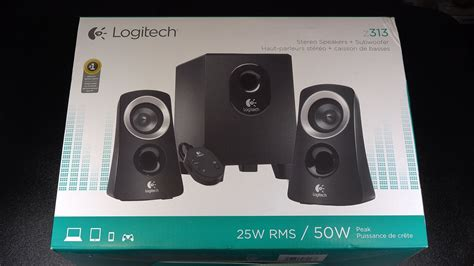 Premium Logitech 2 1 Speaker Z313 logitech z313 2 1 channel speaker system 3