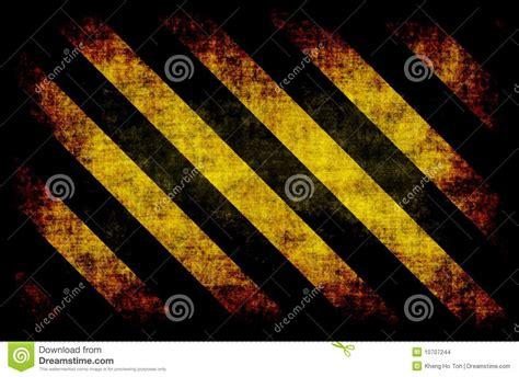 het gevaar van zwarte henna de zwarte gele strepen het gevaar stock afbeeldingen