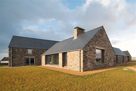 Home Design Ideas Ireland | rustic residence designed by tierney haines architects