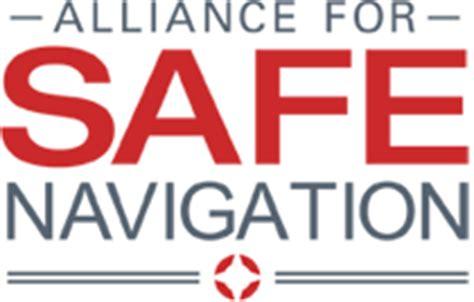 alliance for safe navigation safe navigation with
