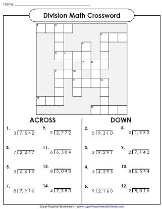 easy printable division games long division worksheets