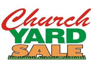herbert herbie memorial church yard sale