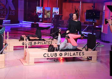 Extratv Giveaway - win it a 3 month membership to club pilates extratv com