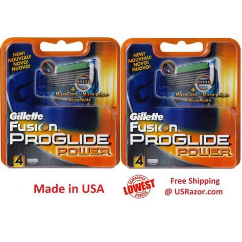 Silet Gillette Proffesional Tajam 13 16 gillette fusion proglide power razor blades refill cartridges