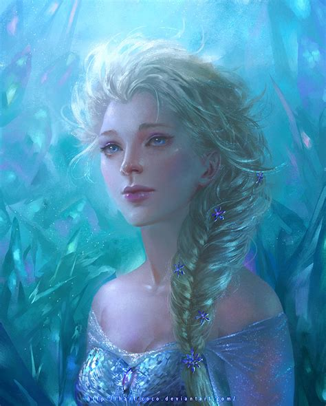 coco and frozen frozen elsa by hart coco on deviantart