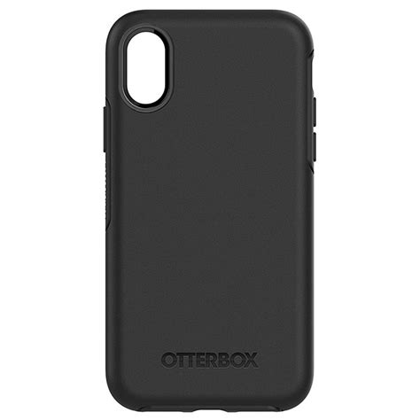 Iphone X Otterbox Symmetry Series Original iphone x otterbox symmetry series black