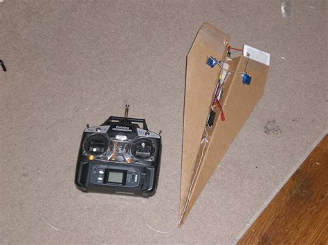 How To Make Rc Paper Plane - scratchbuilt foamies wattflyer rc electric flight forums