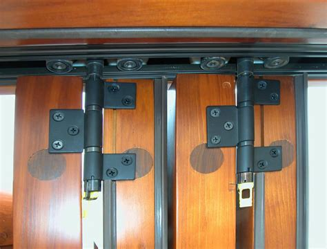 bifold cabinet door hinges folding door hinge photo album woonv handle idea