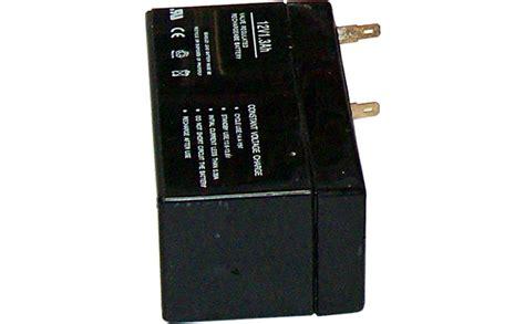 rechargeable power pet door battery