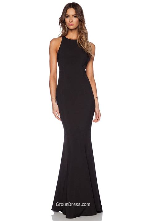 floor length black dress black floor length dress oasis fashion