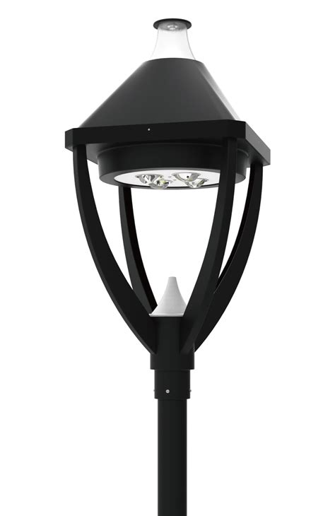 led pt 730 series led post top light fixtures outdoor