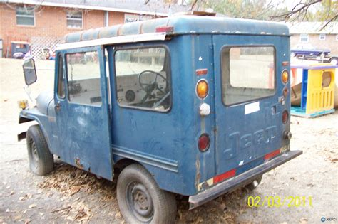 postal jeep for 1974 dj postal jeep for sale 1000 obo