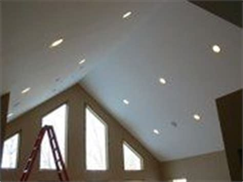 recessed lighting for angled ceilings 25 best ideas about vaulted ceiling lighting on