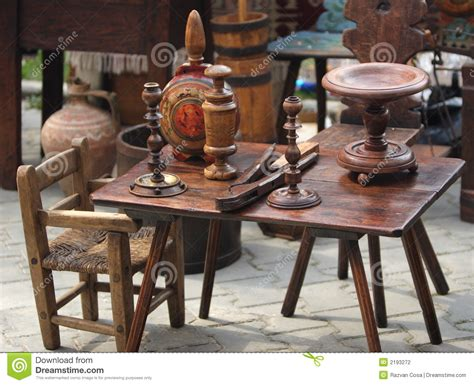 furniture items old wood furniture items stock photography image 2193272