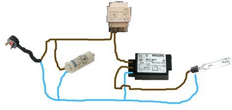 hps ballast wiring diagram 150w hps ballast wiring diagram wiring diagram