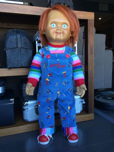 chucky movie based on unique gift idea from the movies one of a kind 1 1 full