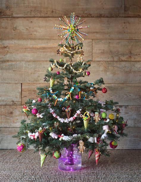 40 ideas para decorar el arbol de navidad 11