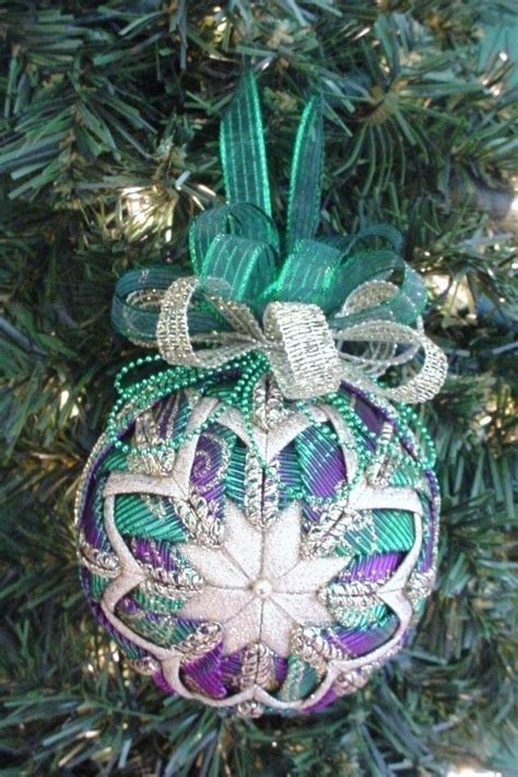 17 best images about quilted ornaments on