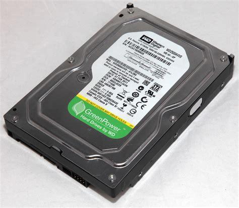 Harddisk Wd 250gb western digital green power wd2500avvs 61l2b0 250gb 3 5