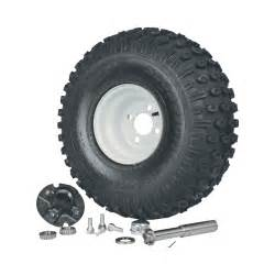 Trailer Tire And Hub Atv Tire Wheel Hub And Axle Kit 22 X 11 X 8in Atv