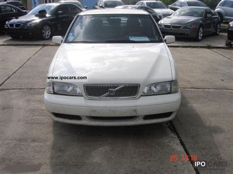 1998 volvo s70 capacity 1998 volvo s70 car photo and specs