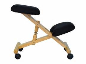 therapeutic office chair wooden ergonomic kneeling posture office chair backs2beds