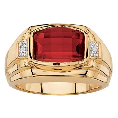 mens ruby ring  sale   left