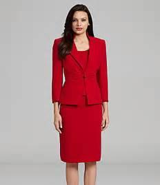 Tahari by asl 3 piece skirted suit dillards com