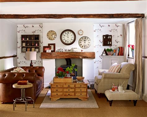 Country Living Room Wallpaper Lunchtime Lust Bird Wallpaper Room Envy